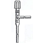 AL-1053: Valve, 90 Degree, One Arm