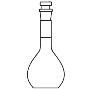 CA-2010: Volumetric flask