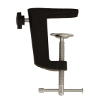 Bench Clamp for Rod Fits rods with diameters up to 12mm (7/16in).