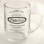 Promotional Products CTechGlass Glass Mug