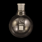 Round Bottom Flasks, Heavy Wall Capacity 250ml. Outer joint size 19/22.