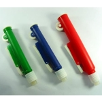 Pipette Pumps Capacity: 10 mL.
